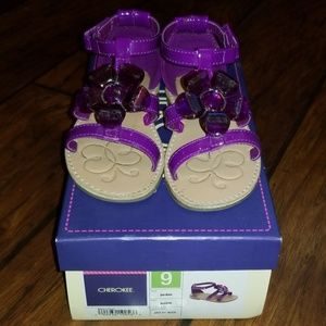 Toddler girls sandals